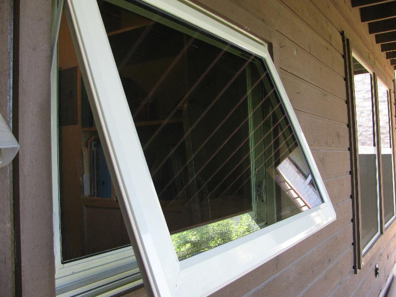 External Hopper Windows