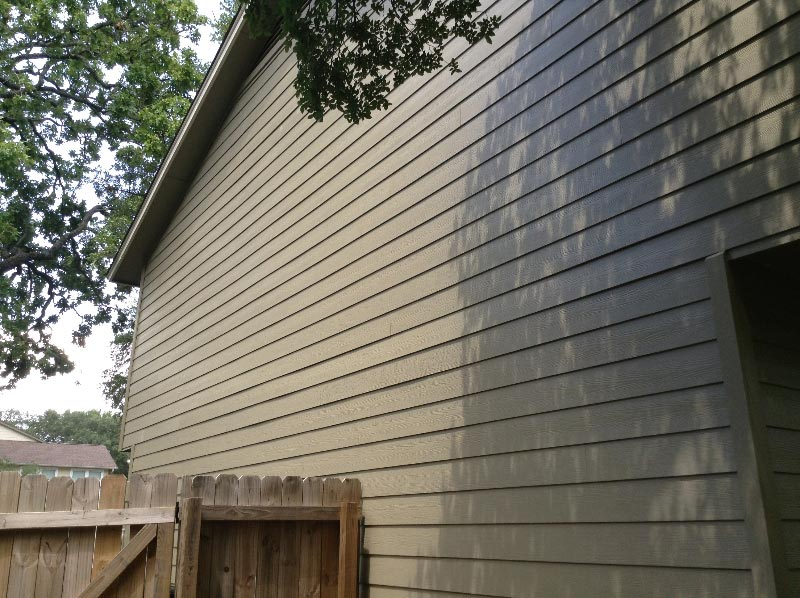 Fiber Cement Siding Replacement Service