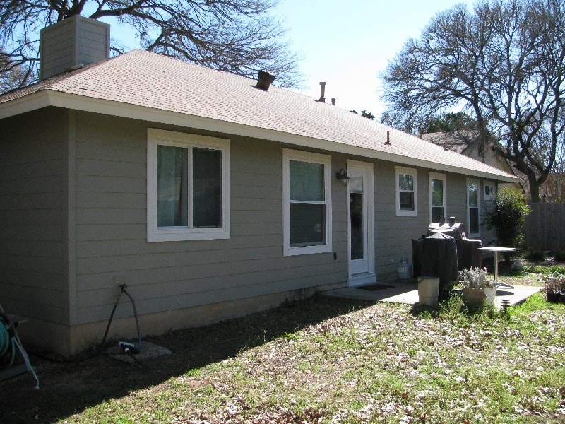 Monterey Taupe Re-siding