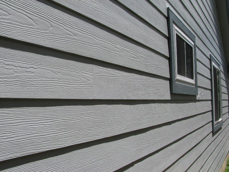 Residential Re-siding Service