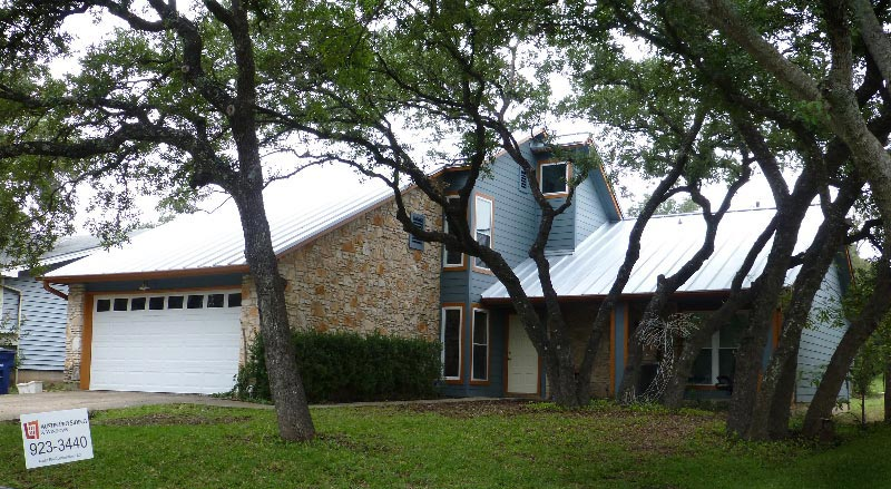 Residential Roof Remodeling